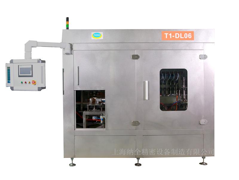 T1-DL06 自动啤酒铝罐灌装封口一体机